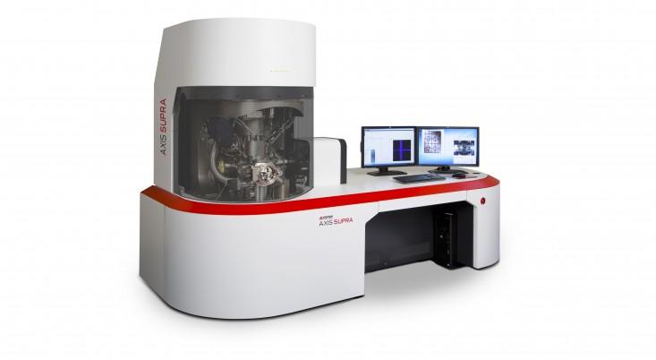 AXIS Supra photoelectron spectrometer